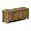 All Home Ashcroft Wood Storage Hallway Bench
