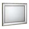All Home Tarnowa Beaded Wall Mirror