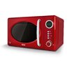 AKAI 20L 700W Countertop Microwave in Red