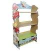 Fantasy Fields by Teamson Transportation Children's 117.48cm Bookcase