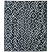 Mercury Row Aker Black Indoor/Outdoor Area Rug