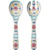 Bungalow Rose Adah 2 Piece Serving Fork