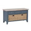 Hazelwood Home Chalky Shoe Storage Cabinet