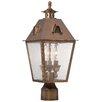 Darby Home Co Meriline Outdoor 3-Light Lantern Head