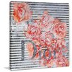 Marmont Hill 'Stay in Touch' by Irena Orlov Graphic Art on Wrapped Canvas