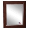 Darby Home Co Aluminum Wall Mirror