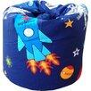 Castleton Home Space Boy Bean Bag Chair