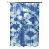 Bay Isle Home Pembrook Polyester Chillax Geometric Shower Curtain