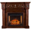 """Astoria Grand Dolbeare 45"""" TV Stand with Electric Fireplace"""