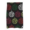 House of Hampton Holiday Wishes Hand Towel