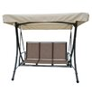 Prestington 3 Seat Swing Seat with Stand