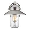 Beachcrest Home Tolliver 1-Light Outdoor Barn Light