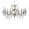Searchlight 12 Light Candle-Style Chandelier