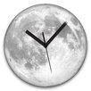 Kikkerland Moon Wall Clock