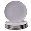 """Certified International 11"""" Melamine Dinner Plate (Set of 6)"""
