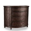 Canora Grey Maddison Demilune Hall 4 Drawer Accent Chest