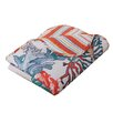 Barefoot Bungalow Atlantis Quilted Throw