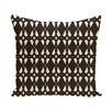 Ivy Bronx Freja Geometric Print Throw Pillow