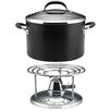 Circulon Premier Professional Stockpot with Lid and Free Table Burner