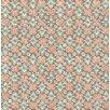 Hazelwood Home Kismet Free Spirit 10.05m x 52cm Floral Roll Wallpaper