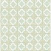 Hazelwood Home Kismet Geo Quatrefoil 10.05m x 52cm Geometric Roll Wallpaper