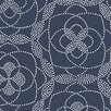 Hazelwood Home Geometrie Cosmos Dot 10.05m x 52cm Floral Roll Wallpaper