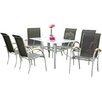 Kampen Living 6-Sitzer Gartengarnitur Ole