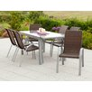 Kampen Living Mohammed 6 Seater Dining Set