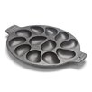 Fox Run Craftsmen Cast Iron Oyster Grill Pan