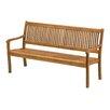 Prestington Windsor 3 Seater Wooden Bench