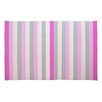 Bombay Duck Central Park Pink/Grey Area Rug