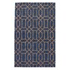 Mercer41™ Jagger Dark Blue/Taupe Geometric Area Rug