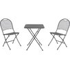 MWH Café Latte 2 Seater Bistro Set