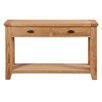 Hallowood Furniture Cotswold Console Table