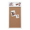 Hazelwood Home Fun and Deco Photo Frame Bulletin Board