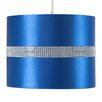 MiniSun 25cm Rolla Fabric Drum Lamp Shade