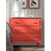 Grupo Seys Dalmine 3 Drawer Bedside Table