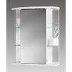 Sieper 55 cm x 66 cm Spiegelschrank Havana with LED Lighting