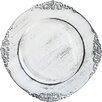 "Lark Manor Hallows Creek 13"" Melamine Charger Plate"