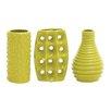 Varick Gallery Bud Ceramic Vase (Set of 3)
