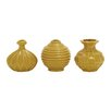 Mercury Row Bud Ceramic Vase (Set of 3)