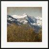 David & David Studio 'Mountain 2' by Laurence David Framed Photographic Print