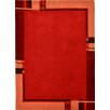 Bakero Phoenix Hand-Tufted Red Area Rug