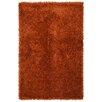 Bakero Handgewebter Teppich Kota in Terrakotta