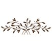 ABC Home Collection Metal Leave Wall Décor