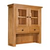 Hazelwood Home Shanklin Hutch Display Cabinet