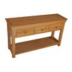 Hazelwood Home Walmer Console Table