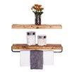 Del Hutson Designs Wall Shelf