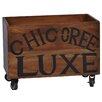 Hazelwood Home Wooden Box