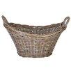 Hazelwood Home Rattan Basket